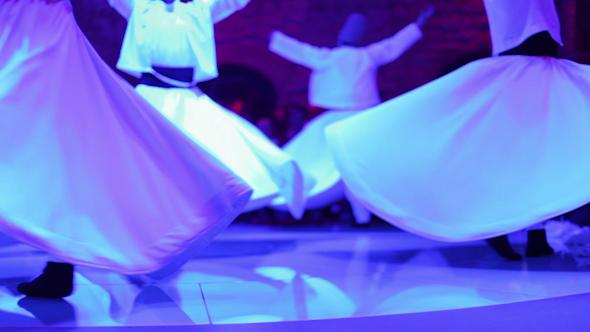 Sufi Dervish Dancers Istanbul Turkey 1