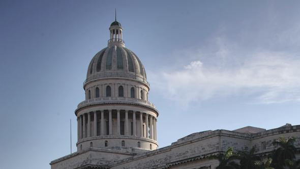 Capitol Havana Cuba 4