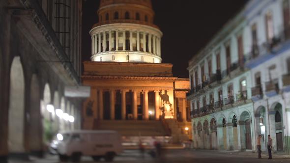 Capitolio Havana Cuba 6
