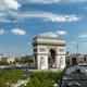Arc Du Triomphe, Paris France 2 - VideoHive Item for Sale