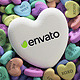 Candy Hearts Logo - VideoHive Item for Sale