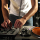 Dj Mixing Records Turntables 3 - VideoHive Item for Sale