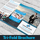 Corporate Marketing Tri-Fold Brochure - GraphicRiver Item for Sale