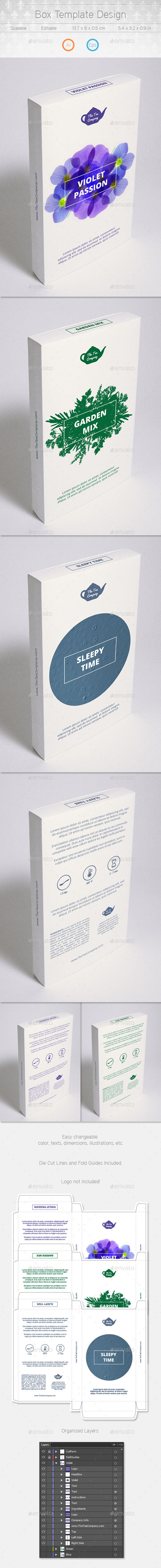 GraphicRiver Box Design 10229161