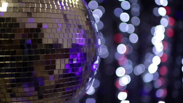Disco Ball Light Effect 2