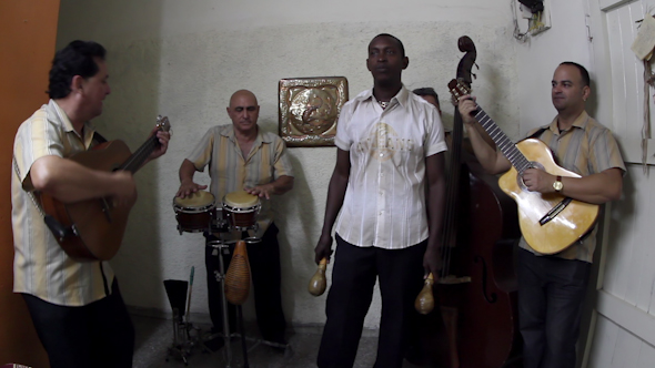 Music Band Cuba Havana 1