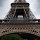 Closeup O The Eiffel Tower In Paris France 10 - VideoHive Item for Sale