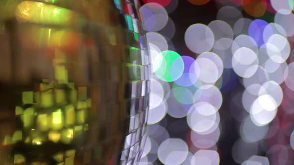 Disco Ball Light Effect 10