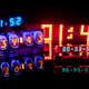 Led Clock Collection, Nixie Numbers 1 - VideoHive Item for Sale
