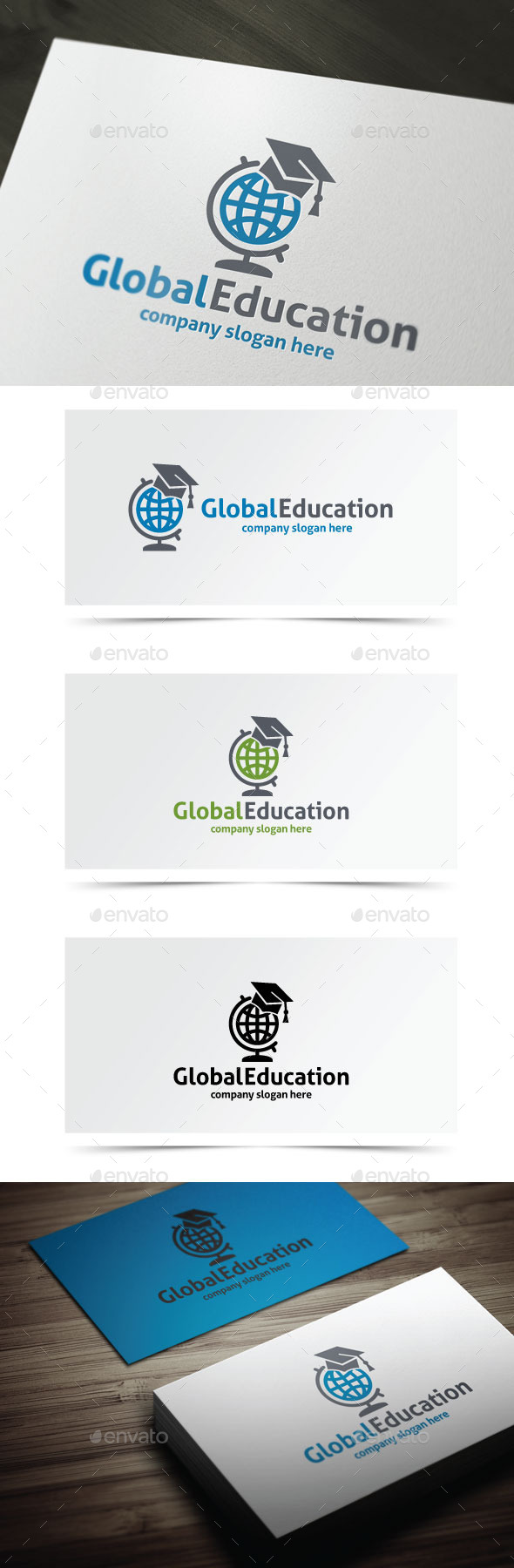 GraphicRiver Global Education 10229875