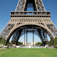 Closeup O The Eiffel Tower In Paris France 14 - VideoHive Item for Sale