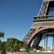 Closeup O The Eiffel Tower In Paris France 15 - VideoHive Item for Sale