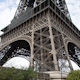 Closeup O The Eiffel Tower In Paris France 20 - VideoHive Item for Sale
