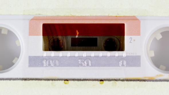 Cassette Tape Vintage Music 6