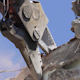 Crane Munching 01 - VideoHive Item for Sale