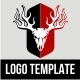 Deer Skull Flames - GraphicRiver Item for Sale