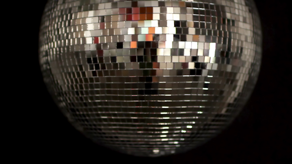 Funky Discoball Spinning 11