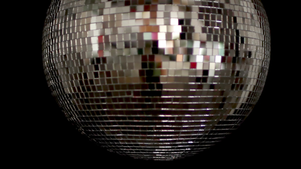 Funky Discoball Spinning 16