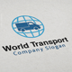 World Transport Logo  - GraphicRiver Item for Sale