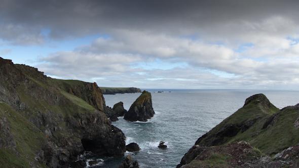 Cornwall Coast England Uk 17