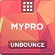 MyPro - Affiliate Unbounce Landing Page Template