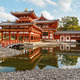 The Phoenix Hall of Byodo-in Temple in Kyoto, Japan - PhotoDune Item for Sale