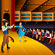 People Performing on a Stage - GraphicRiver Item for Sale