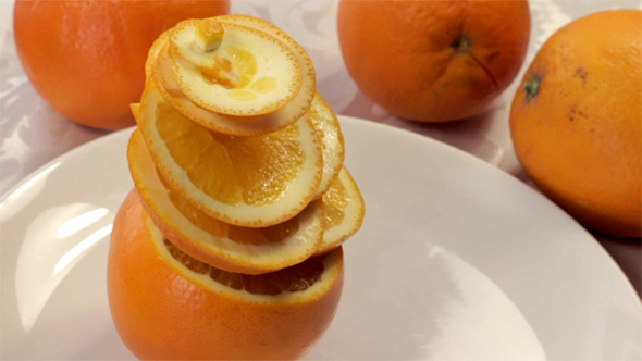 Flower of the Orange