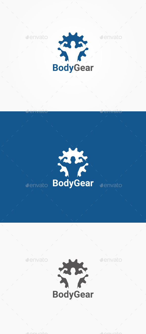GraphicRiver Body Gear 10231614
