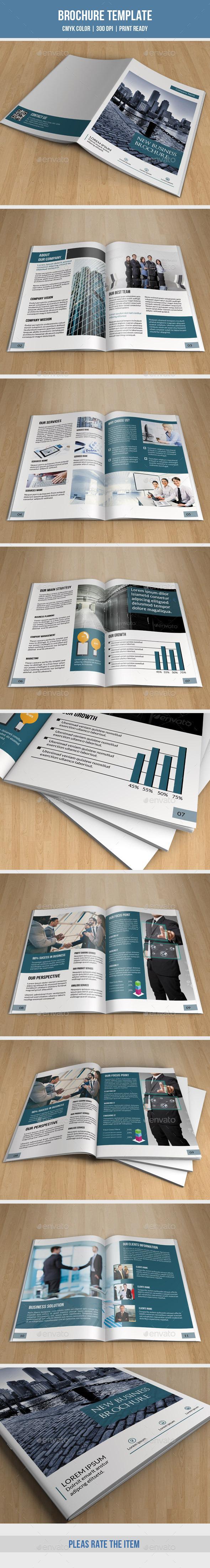 GraphicRiver Corporate Brochure-V188 10232437