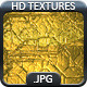 Golden Foil Seamless HD Textures Set v.2 - GraphicRiver Item for Sale