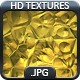 Golden Foil Seamless HD Textures Set v.3 - GraphicRiver Item for Sale