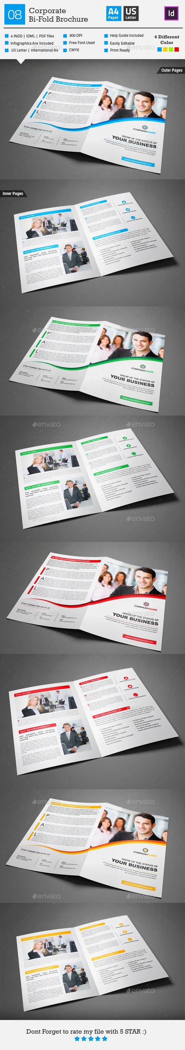 GraphicRiver Corporate Bi-fold Brochure 08 10234656