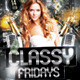 Classy Fridays Party - GraphicRiver Item for Sale
