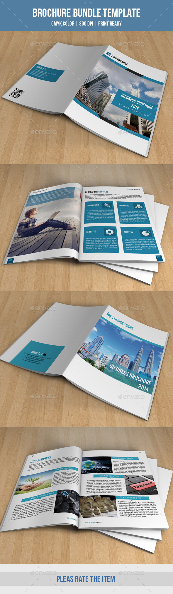 GraphicRiver Business Brochure Bundle-V07 10186404