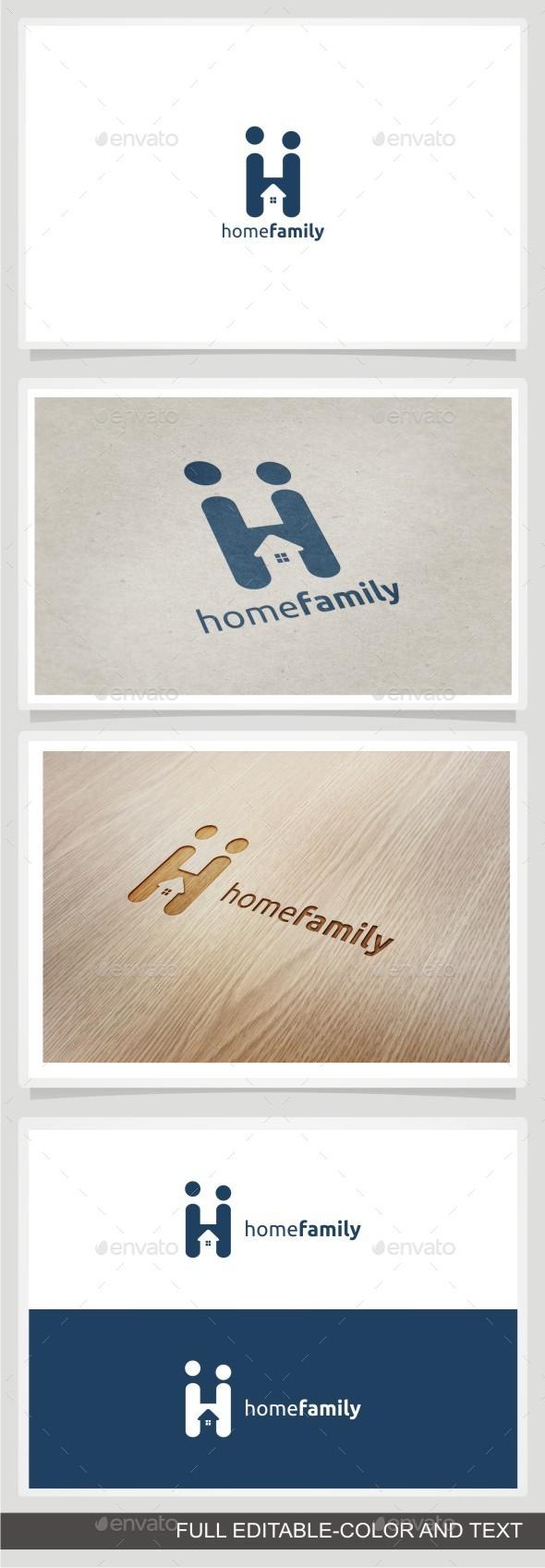 GraphicRiver Home Family 10236123