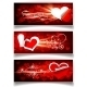 Banners on Valentine's Day - GraphicRiver Item for Sale
