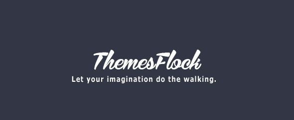 Themesflock-homepage