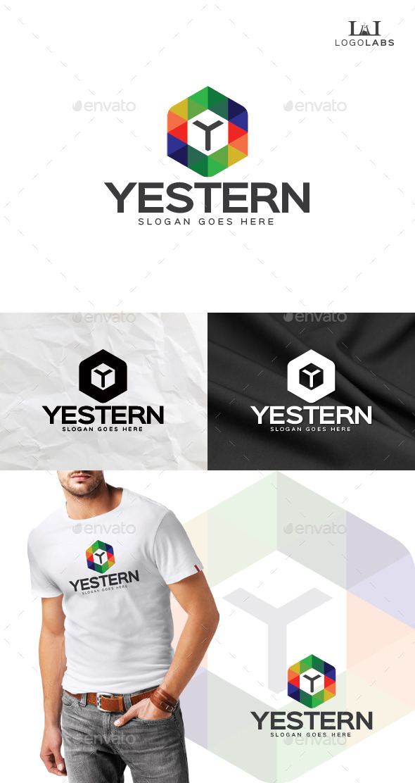GraphicRiver Letter Y Logo 10237487