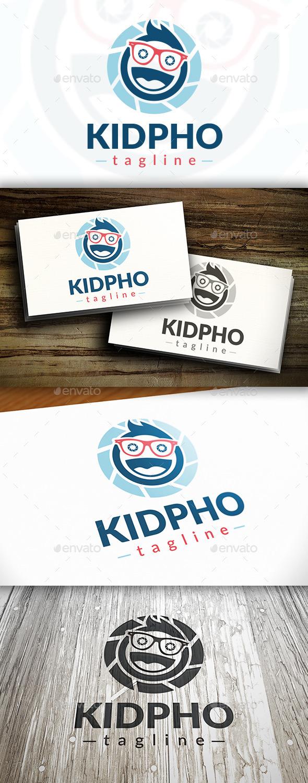 Kid Photo Logo