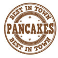 Pancakes stamp - PhotoDune Item for Sale