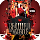 Beautiful And Dangerous Party Flyer Template - GraphicRiver Item for Sale