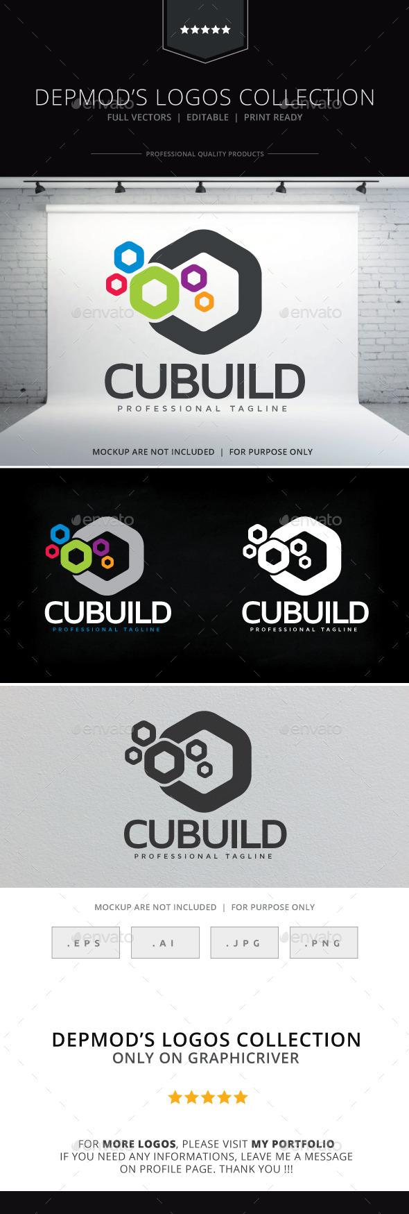 Cubuild Logo