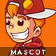 Young Boy Mascot Character - GraphicRiver Item for Sale