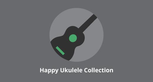 Happy Ukulele Colection