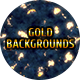 10 Gold Backgrounds - GraphicRiver Item for Sale