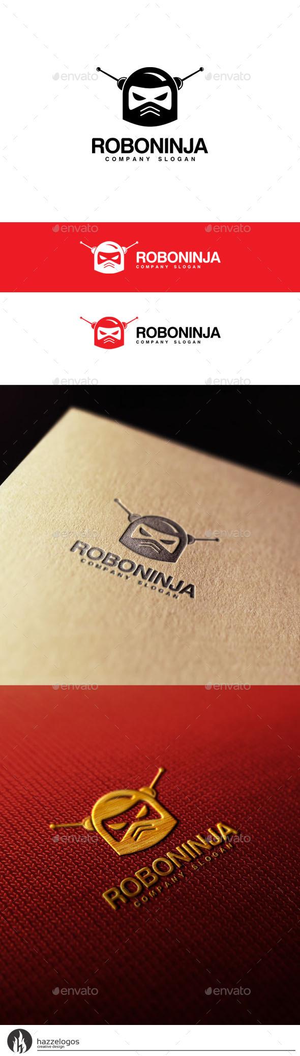 Roboninja Logo