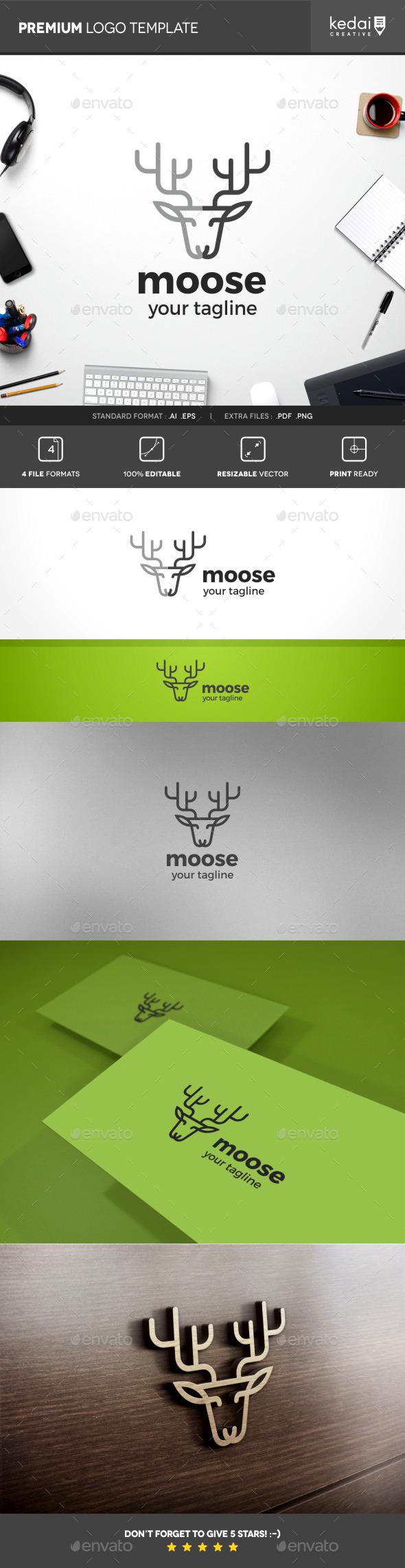 GraphicRiver Moose 10241979