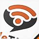 Telecommunication Talk Logo - GraphicRiver Item for Sale