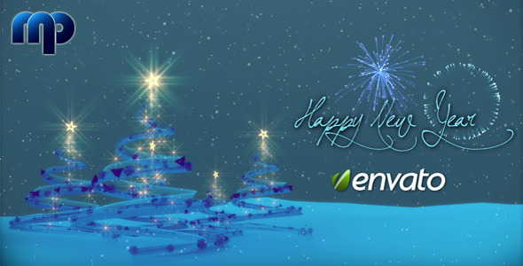 After Effects Project - VideoHive Holidays Greetings HD 1030715